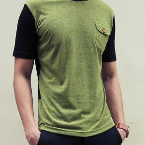 Drop-back Tee V2.0 (Lime Green)